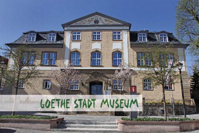 Bild Goethe Stadt Museum