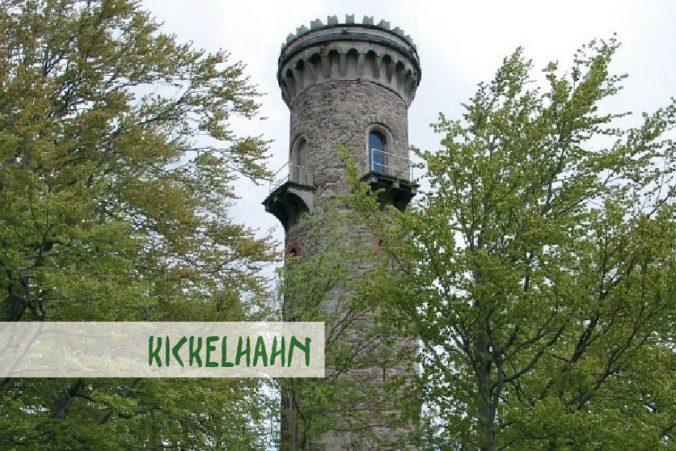 Bild von Kickelhahn