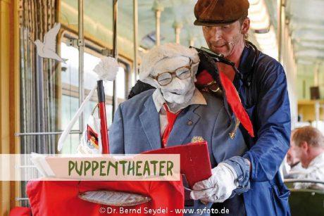 Bild von Puppentheater