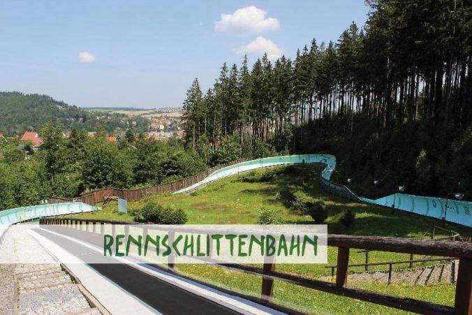 Bild von Rennschlittenbahn
