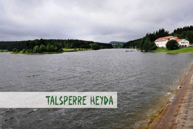 Bild von Talsperre Heyda